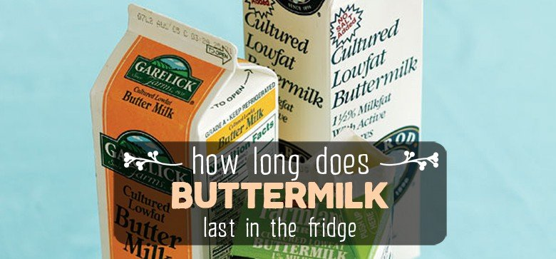 how-long-does-buttermilk-last