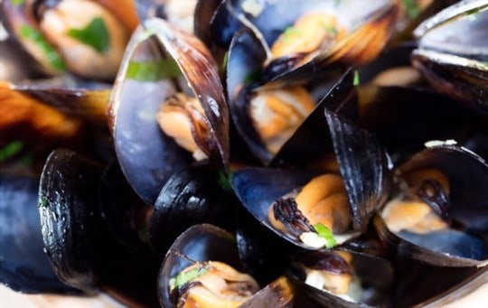 can you eat leftover and cooked mussels