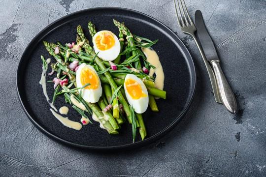 dijon asparagus