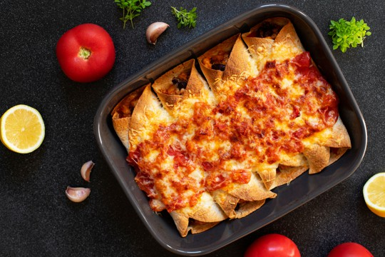How to Reheat Enchiladas - The Best Ways