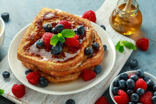 How to Reheat French Toast - The Best Ways