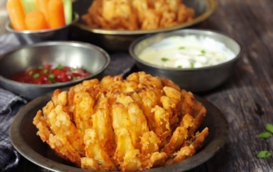how to reheat bloomin onion in air fryer