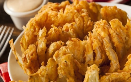 how to tell if bloomin onion is bad