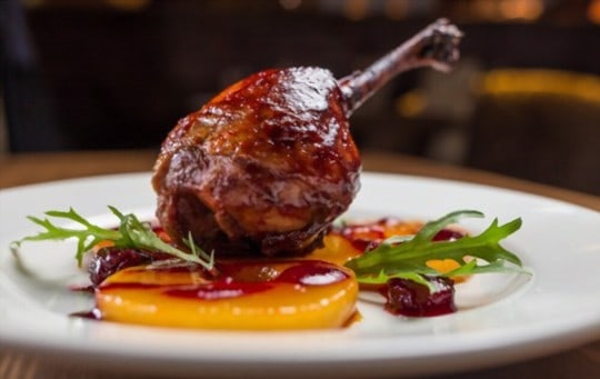 how to tell if leftover duck confit is bad to eat
