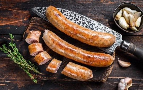 how to tell if sausages are bad to eat