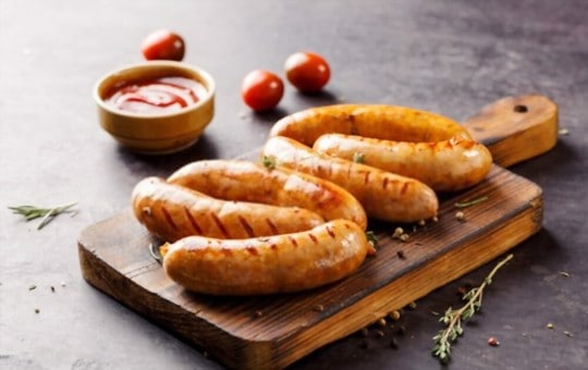 is it ok to eat sausages cold