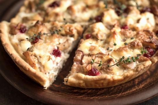 quiche recipes with leftover