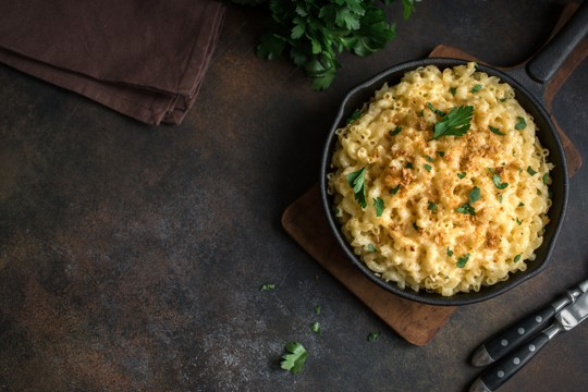 what is mac and cheese