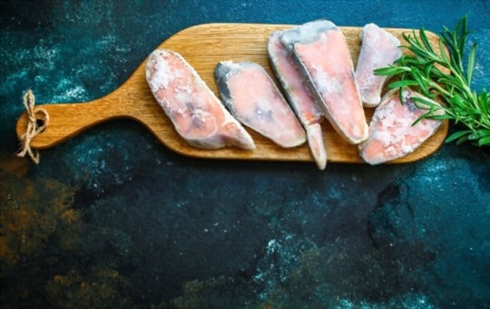 can salmon be cooked from frozen