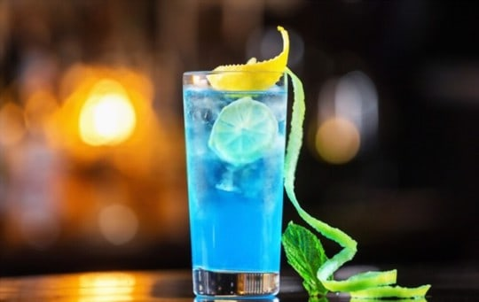 can you drink blue curacao straight