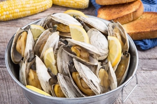 can you eat clams raw