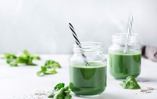 can you taste spirulina in smoothies
