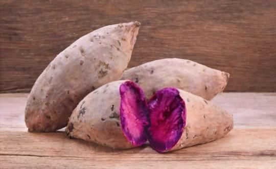 do purple sweet potatoes taste different