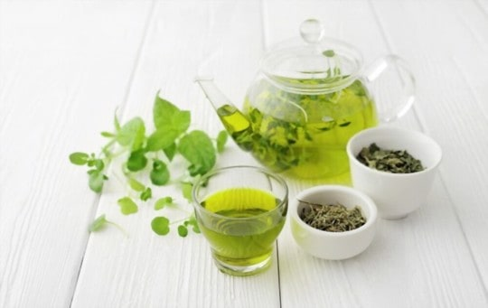health and nutritional benefits of green tea