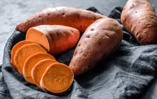 health and nutritional benefits of sweet potatoes