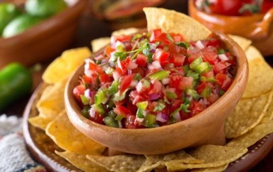 how do you preserve fresh salsa