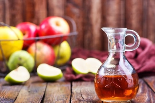 how does apple cider vinegar help in weight loss