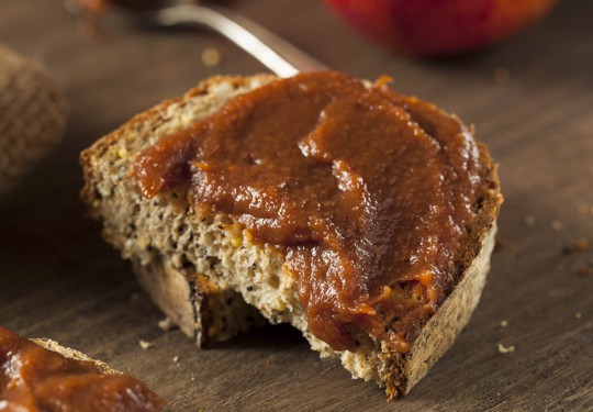 how long does apple butter last
