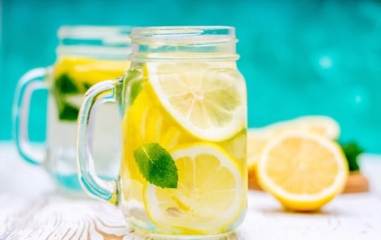how long does lemon water last