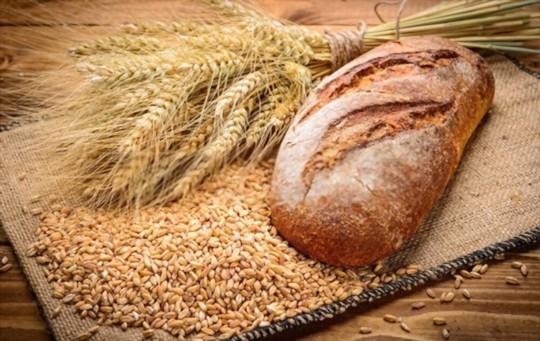 how long does wheat bread last
