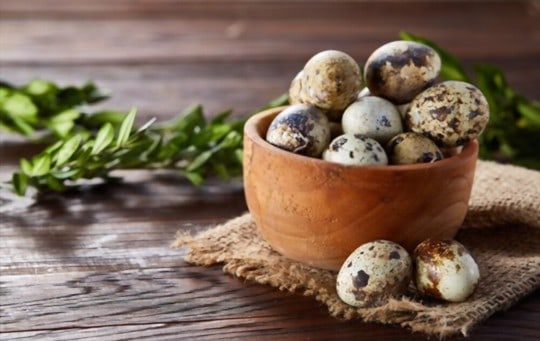 how many quail eggs per day for adults