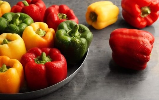 how to cook with bell peppers