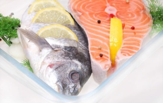 how to defrost salmon in icy water