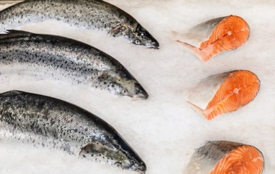 how to defrost salmon to eat raw or sushi