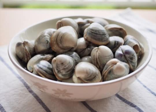 how to know if frozen clams are good when cooked