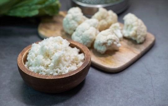 how to season cauliflower rice keto