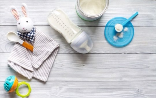how to store baby formula