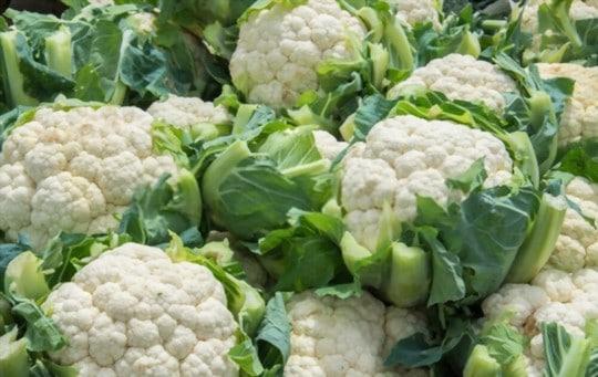 how to store cauliflower properly