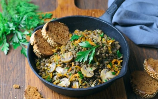 how to store cooked lentils