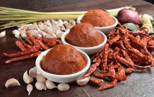 how to store curry paste