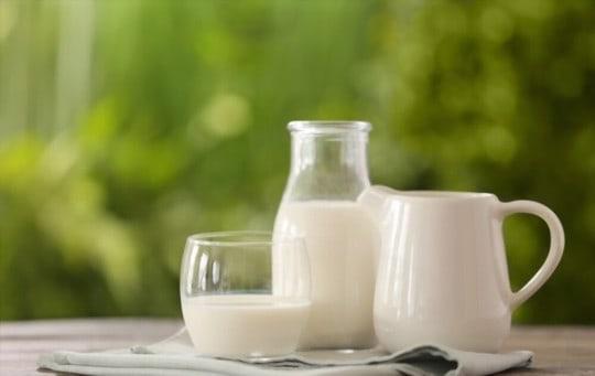 how to store organic milk