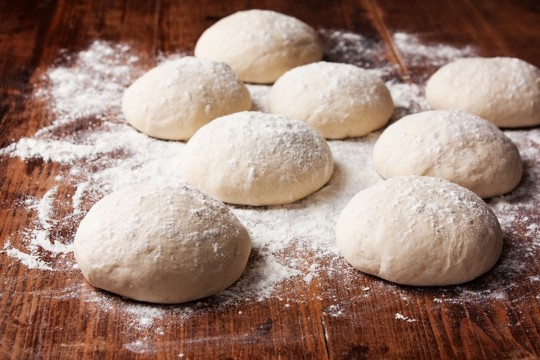 how to store pizza dough