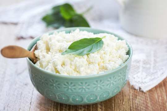 how to store ricotta cheese