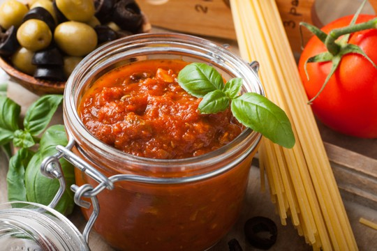 how to store spaghetti sauce pasta sauce