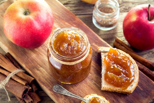 how to tell if apple butter is bad