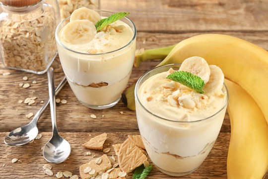 how to tell if banana pudding is bad