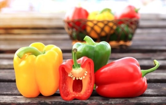 how to tell if bell peppers are bad