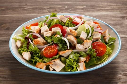 how to tell if chicken salad is bad