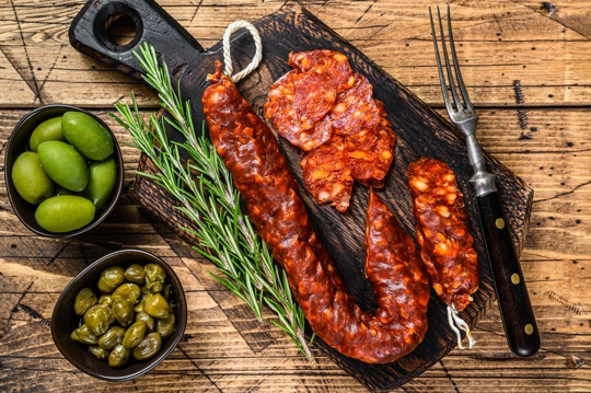 how to tell if chorizo is bad