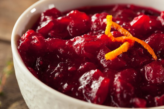 how to tell if cranberry sauce is bad