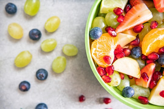 how to tell if fruit salad is bad