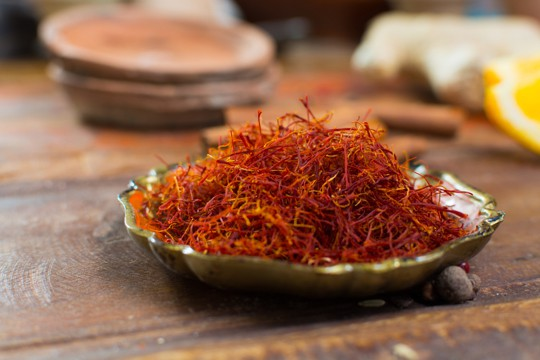 how to tell if your saffron is bad