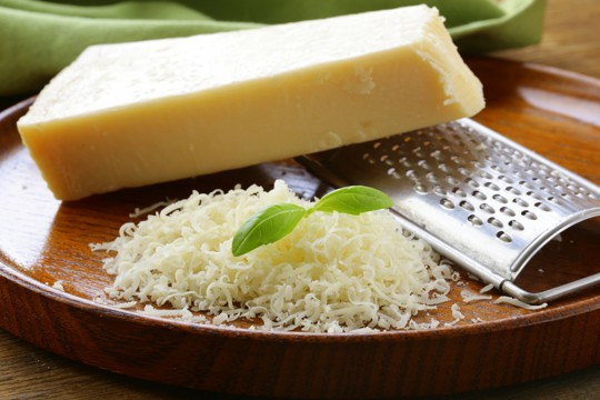 how to tell when parmesan cheese has gone bad
