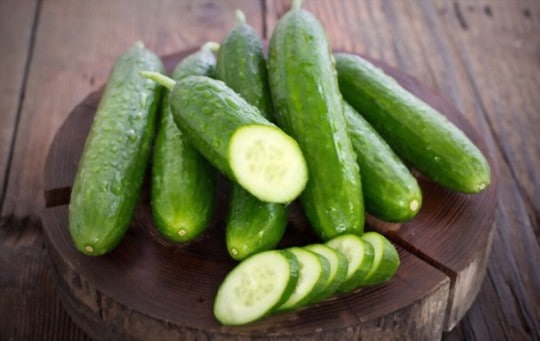 how to thaw frozen cucumbers