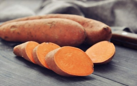 how to thaw frozen sweet potatoes