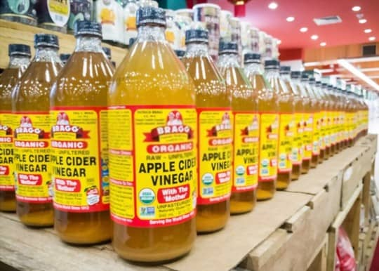 how to use apple cider vinegar in recipes
